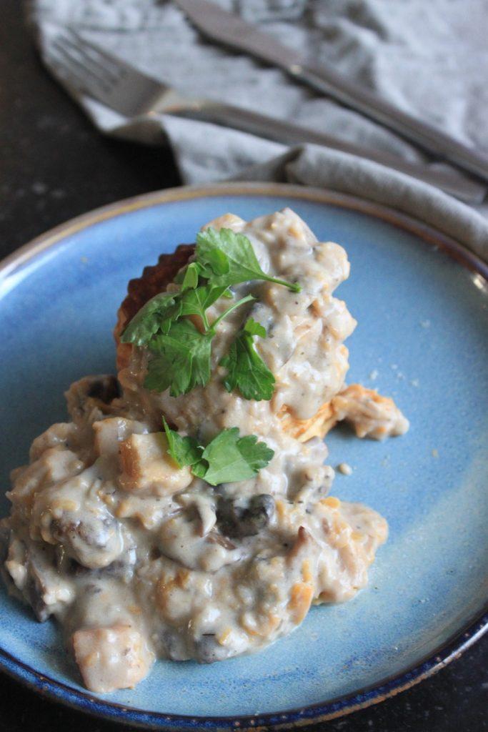 Ragout met pompoen en paddenstoelen recept van Foodblog Foodinista