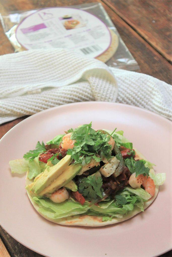 Vis taco recept koolhydraat arm Foodblog Foodinista