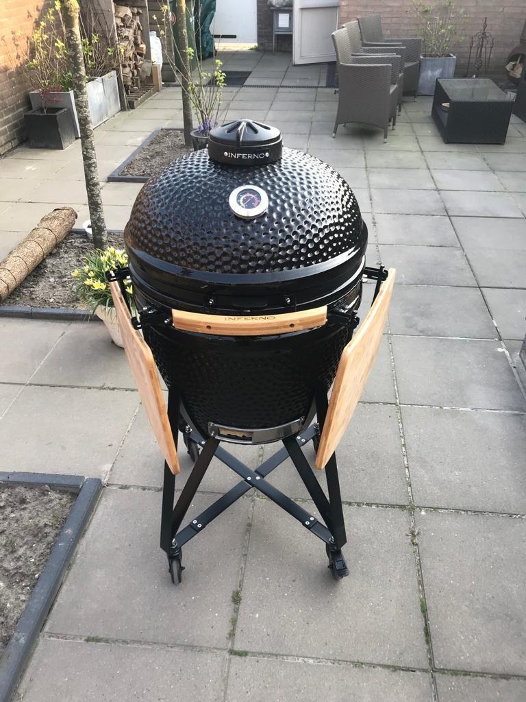 Inferno barbecue nieuw in huis gehaald Foodinista Jaaroverzicht