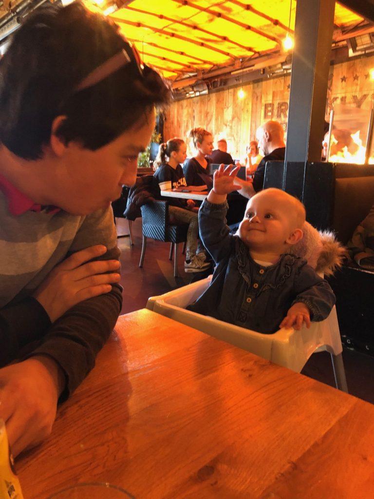 Jaaroverzicht 2019 van Foodinista Het reuzenrad in Scheveningen - Dagje eropuit