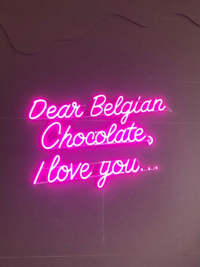 Chocolademuseum in Antwerpen leuk dagje uit! tips van Foodblog Foodinista