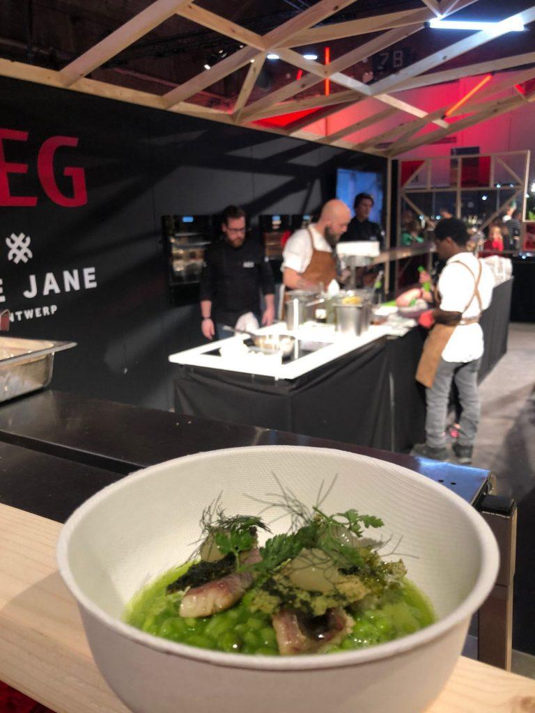 Gerechtje The Jane Antwerpen op Antwerpen Proeft Jaar van Foodblog Foodinista 2019