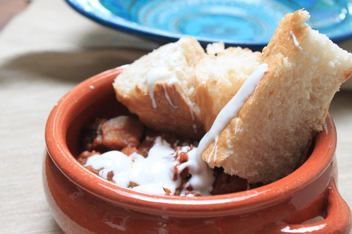 Stoofpotje met gehakt en aubergine recept van Foodblog Foodinista