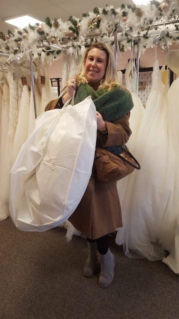 Bruidjurk! Kiezen - Foodinista gaat trouwen - Bruiloftmich