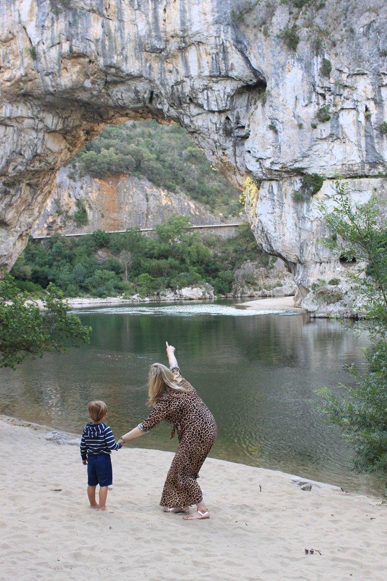 Pont d'Arc Ardeche Highlight reis tips van Foodinista
