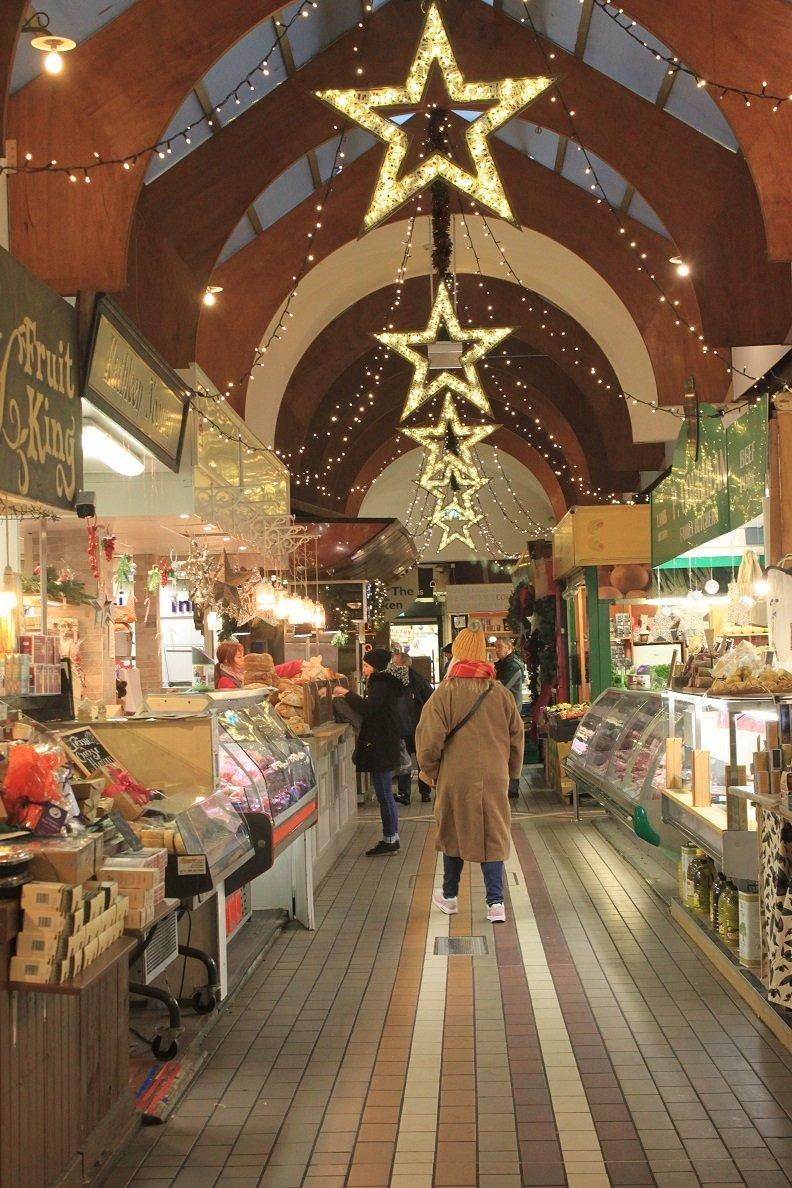 Ierland foodhal Cork Reistips in Cork van Foodblog Foodinista