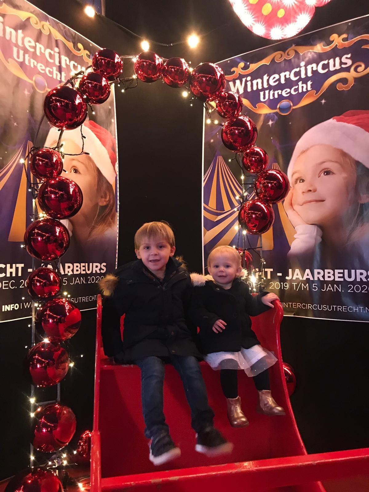 Kerstcircus in Utrecht