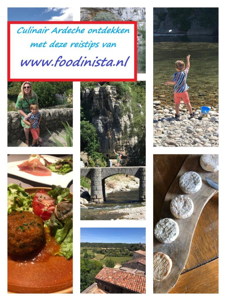 Culinair Ardeche ontdekken in de lente - Heerlijk en kindvriendelijk Frankrijk