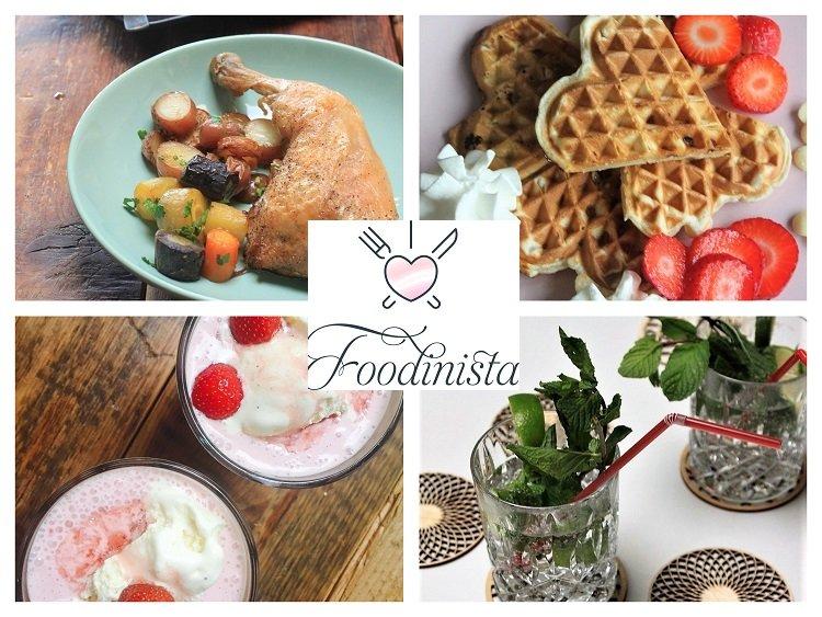 Een weekmenu met Valentijnsrecepten - Foodblog Foodinista