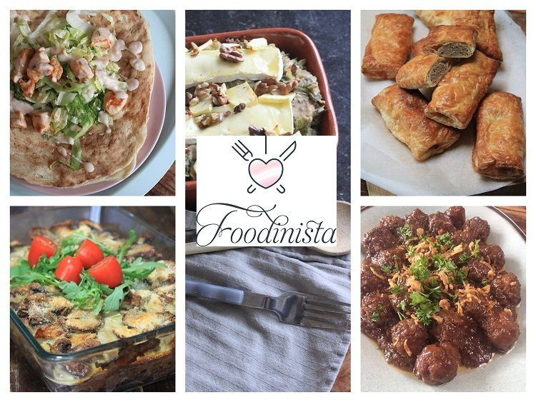 Stevige Happen Weekmenu - Week 7 - Foodblog Foodinista