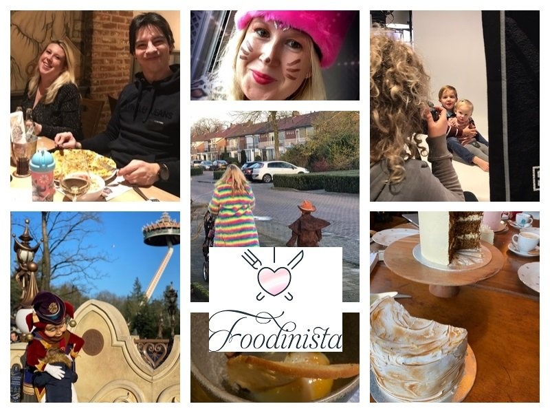 Foodblog Maandoverzicht - Februari 2020 van Foodinista