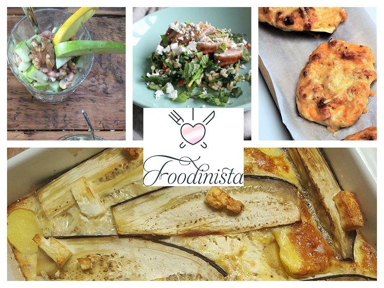 Foodblog Foodinista weekmenu – Week 12 - Grieks geïnspireerd weekmenu
