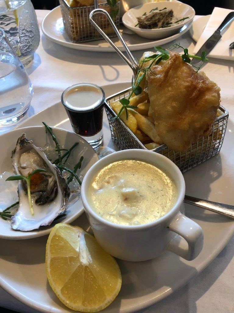 Ierse lekkernijen tijdens de Kinsale Foodtour in County Cork tips van Foodinista