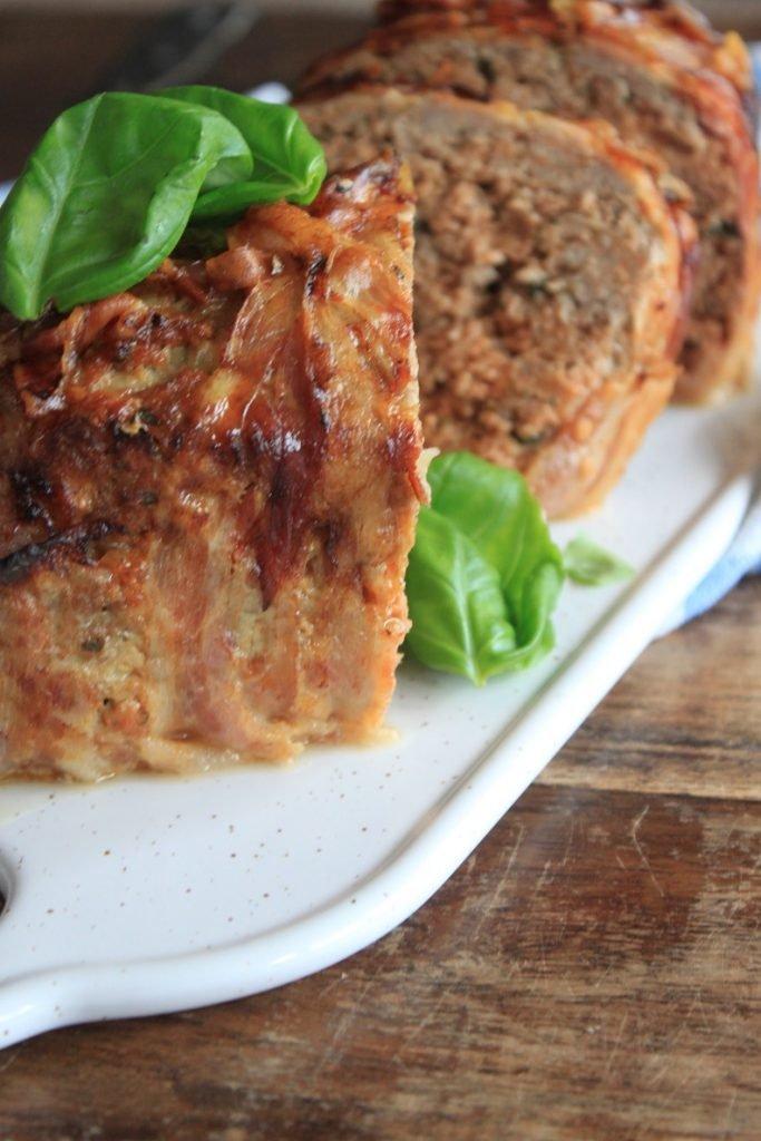 Recept Italiaans gehaktbrood Foodblog Foodinista