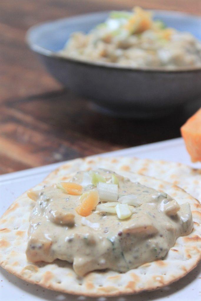 Zelf oude kaas salade maken - kaas recepten van Foodblog Foodinista