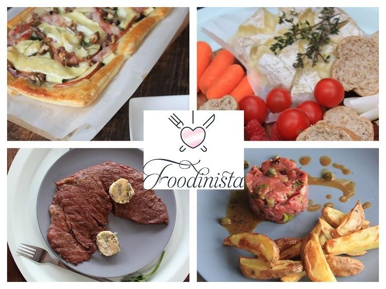 Frans geïnspireerd weekmenu - Week 9 - Weekmenu van Foodblog Foodinista