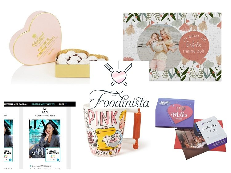 Moederdag cadeau tips - Geef leuke cadeautjes op afstand
