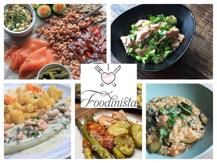 Foodblog Foodinista Weekmenu – Week 20 – Weekmenu met visrecepten
