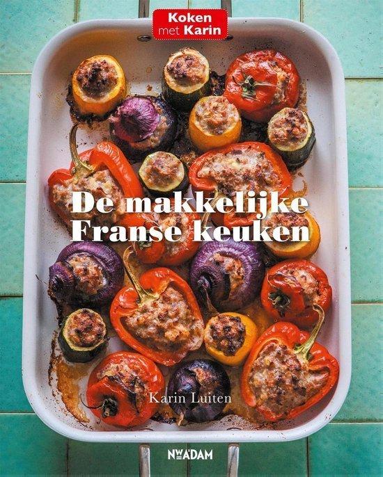 Frans Kookboek van Karin Luiten - De makkelijke Franse keuken - kookboek review Foodblog Foodinista
