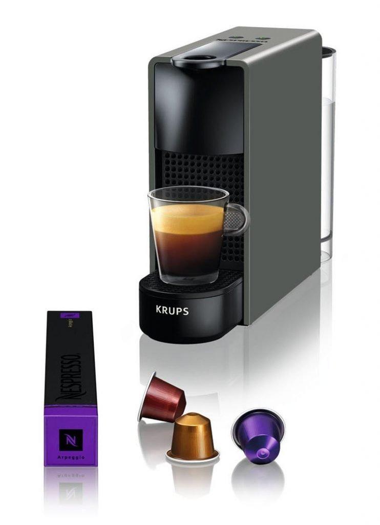 Vaderdag Cadeau tips Krups Mini Nespresso Machine Foodblog Foodinista