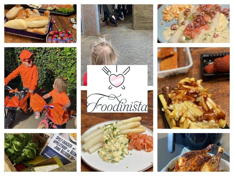 Nieuws, wat hebben we gedaan, kijk je mee? – Foodblog Maandoverzicht – April 2020 van Foodinista