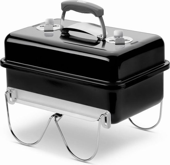 Weber Go Anywhere barbecue Vaderdag cadeau tips van Foodblog Foodinista