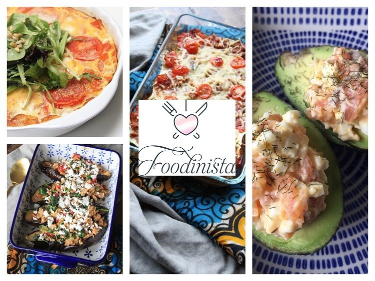 Foodblog Foodinista – Week 19 – Koolhydraatarm weekmenu