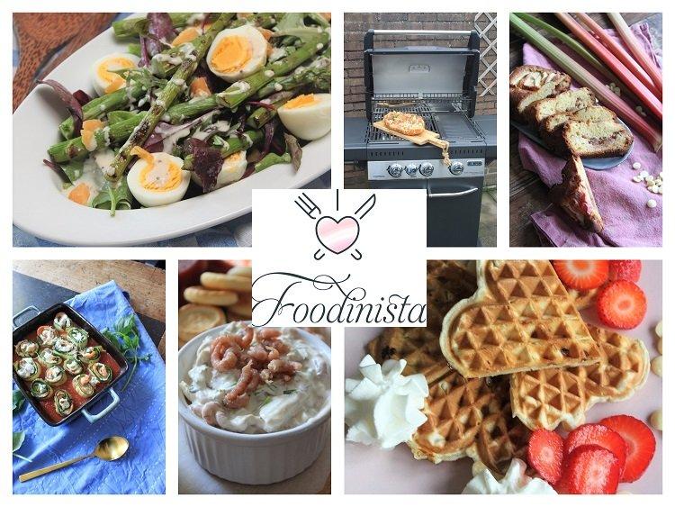 Weekmenu met Moederdag idee - Foodblog Foodinista