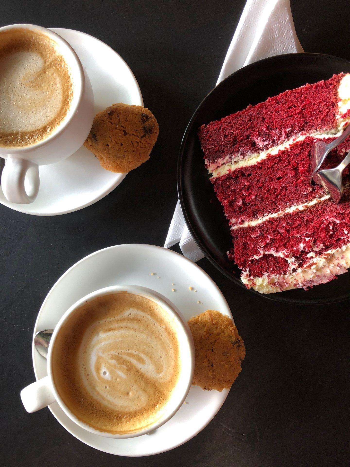 Taart eten bij de Drie Graefjes - Ontdek Amsterdam op de fiets - Leuk dagje uit tips van Foodinista