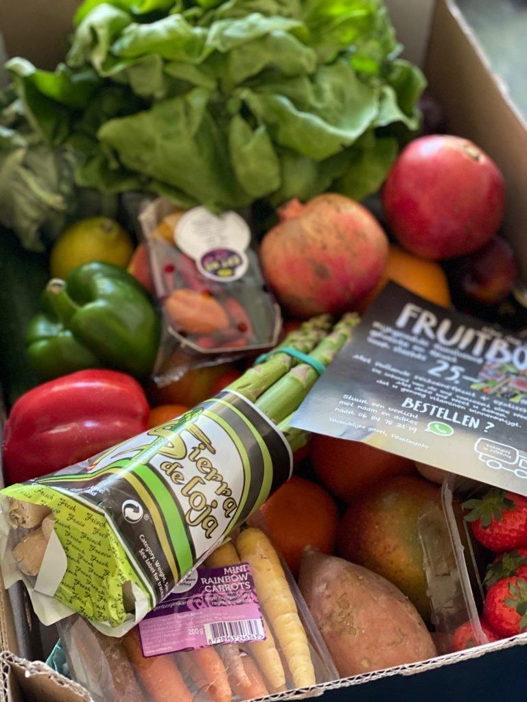 Fruitbox020 - Verse fruit en groentebox bestellen in Amsterdam