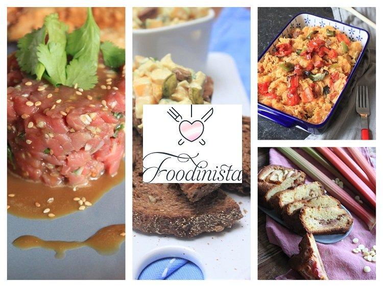 Foodblog Foodinista – Week 24 – Zomer weekmenu Deel 2