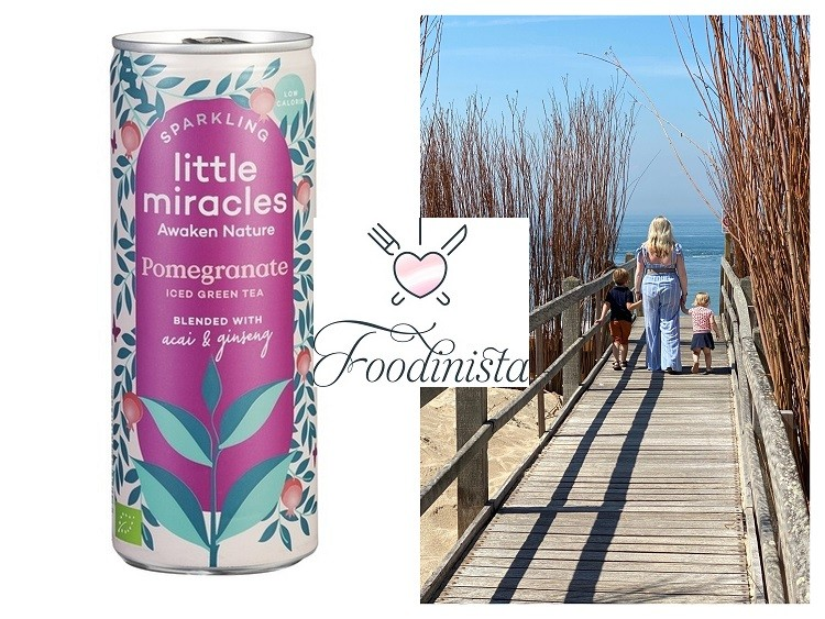 Daphne's Zomer Happy Musthaves Wk 4 + Winactie Little Miracles Sparkling Ice Tea - Tips van Foodinista