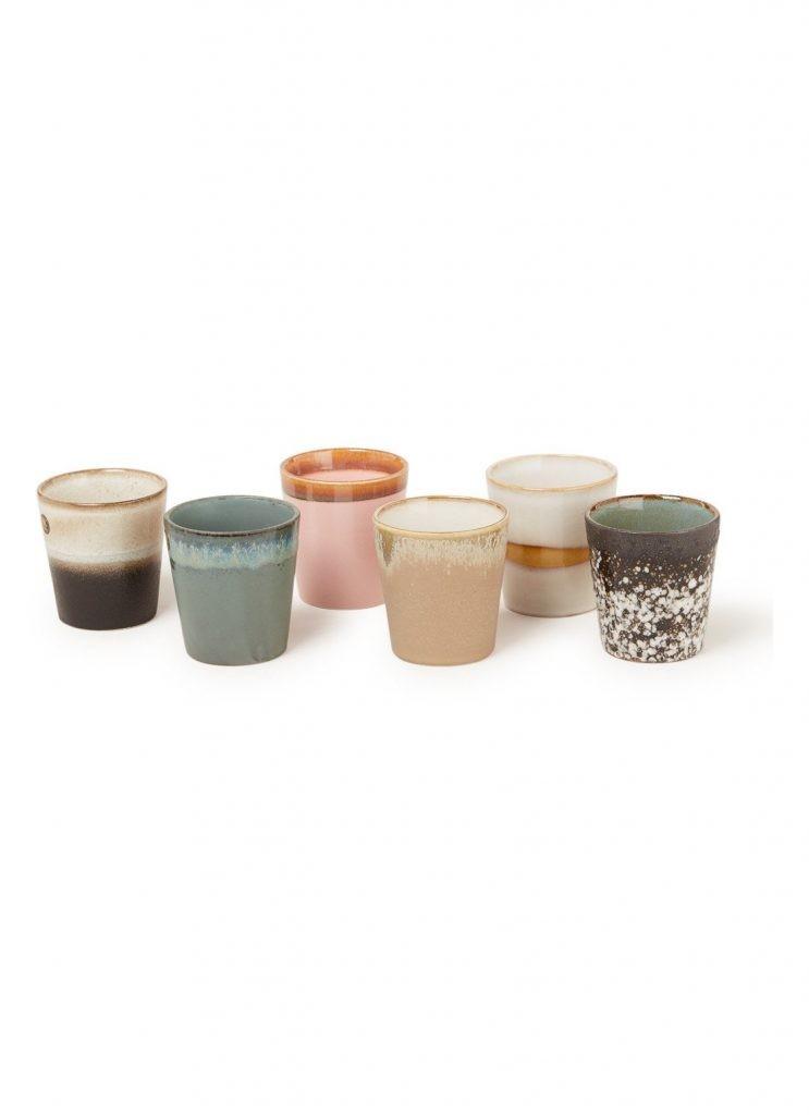 Espressokopjes van HK Living - Daphne's Happy Musthaves Zomer Week 1 2020 - Tips van Foodinista