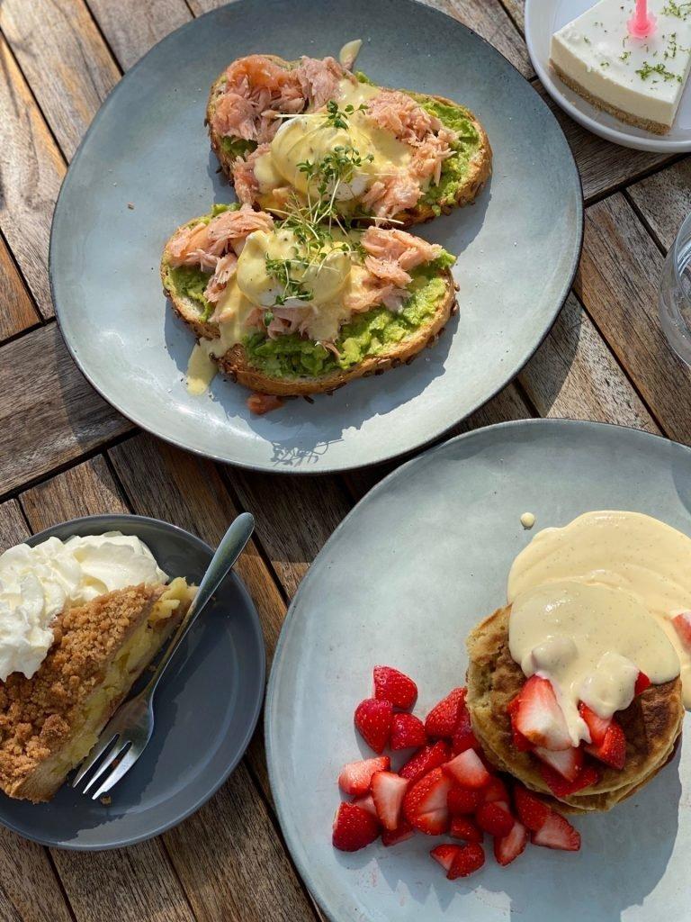 Ontbijten bij De Juf in Middelburg