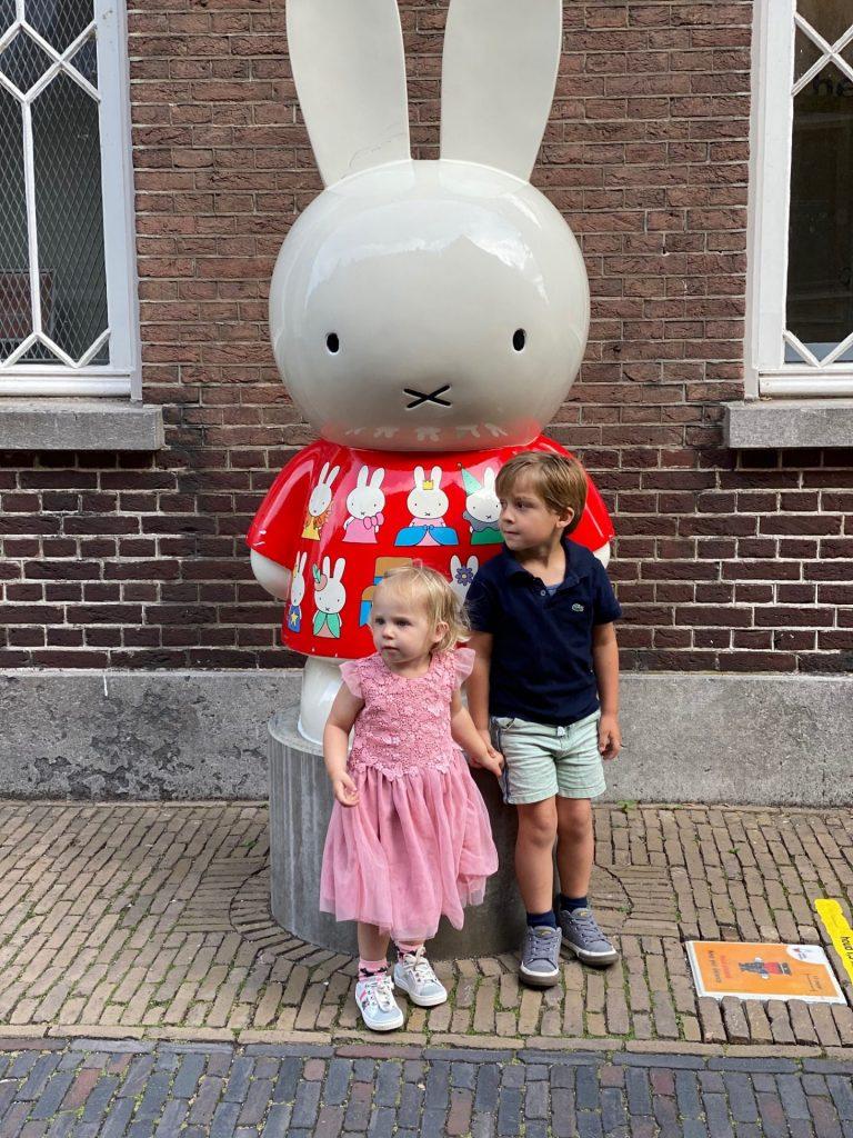Tips voor een kindvriendelijk weekendje Utrecht - Nijntje Museum - Foodinista