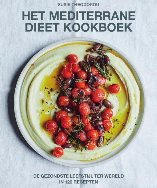 Daphne's Zomer Happy Musthaves Wk 3 - Kookboek tip Het Mediterrane Dieet Kookboek - Tips van Foodblog Foodinista