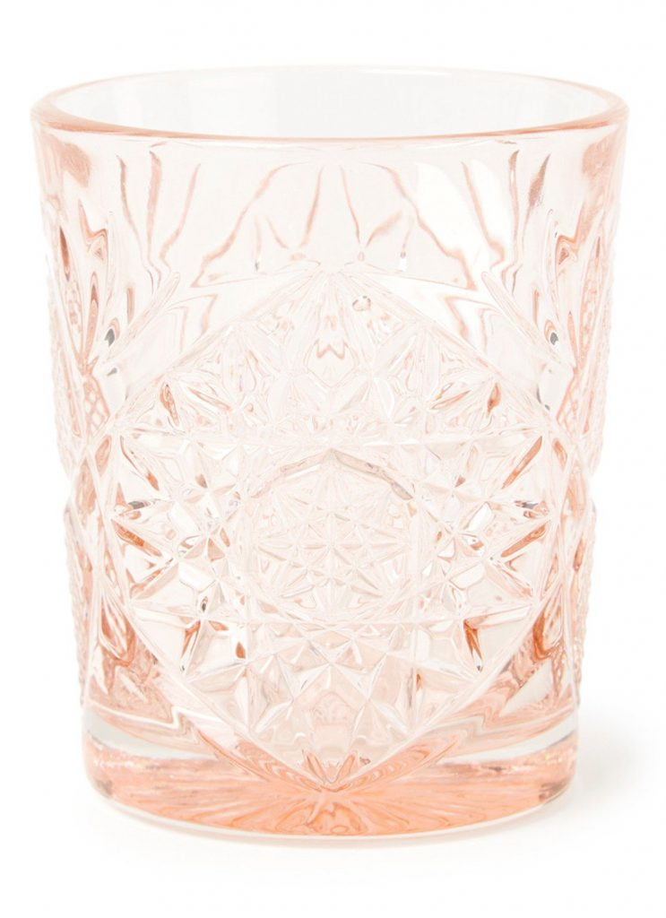 Daphne's Zomer Happy Musthaves Wk 3 - Roze kristal look glazen - Tips van Foodinista
