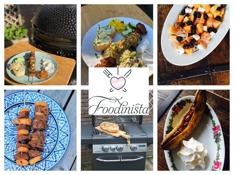 Foodblog Foodinista – Week 26 - Barbecue inspiratie weekmenu