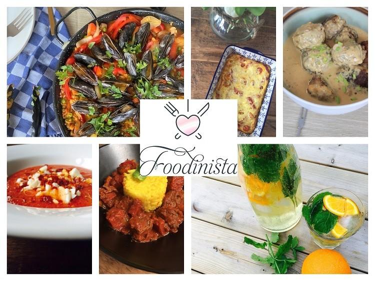 Foodblog Foodinista – Week 28 – Spaans Weekmenu - Foodinista