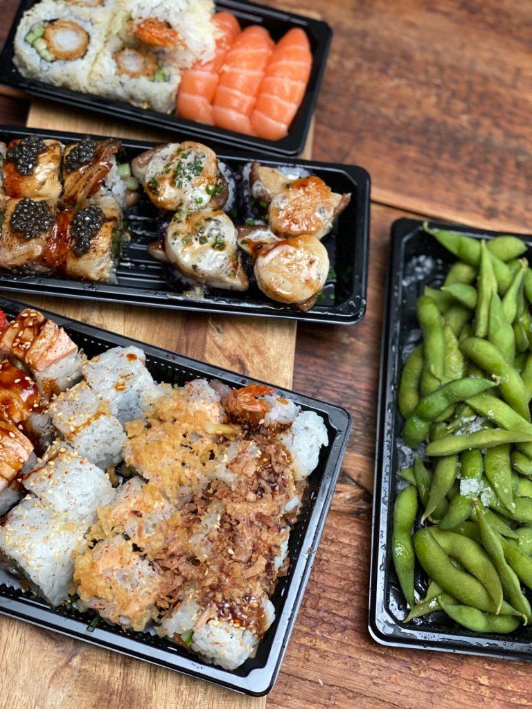 Sushi Bestellen in Kaatsheuvel - Tips van Foodblog Foodinista