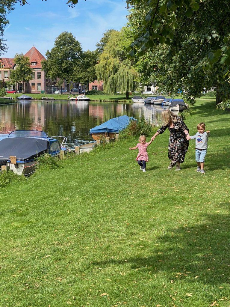 Mooie plaatjes schieten in Haarlem met kinderen - Ontdek ook Haarlem Noord - Tips van Foodinista