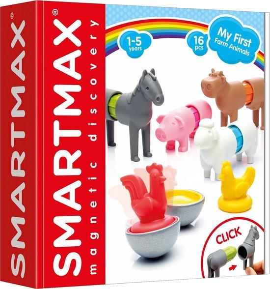 Kinder Speelplezier in de zomervakantie - SmartMax Boerderijdieren - Daphne's Zomer Happy Musthaves Wk 5