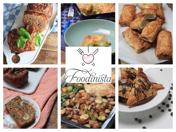 Foodblog Foodinista – Week 32 – Terug naar school weekmenu - Na de vakantie ritme