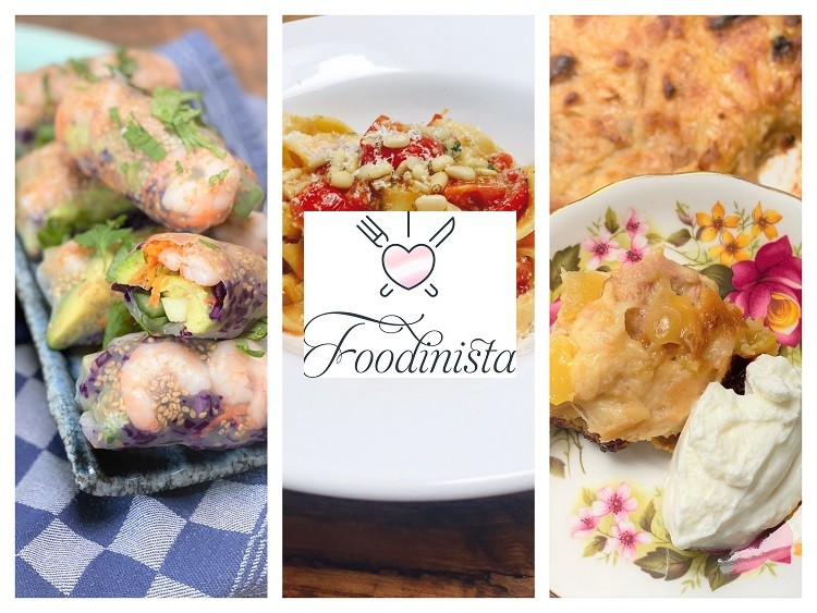 Foodblog Foodinista – Week 30 – Zomers gevarieerd weekmenu