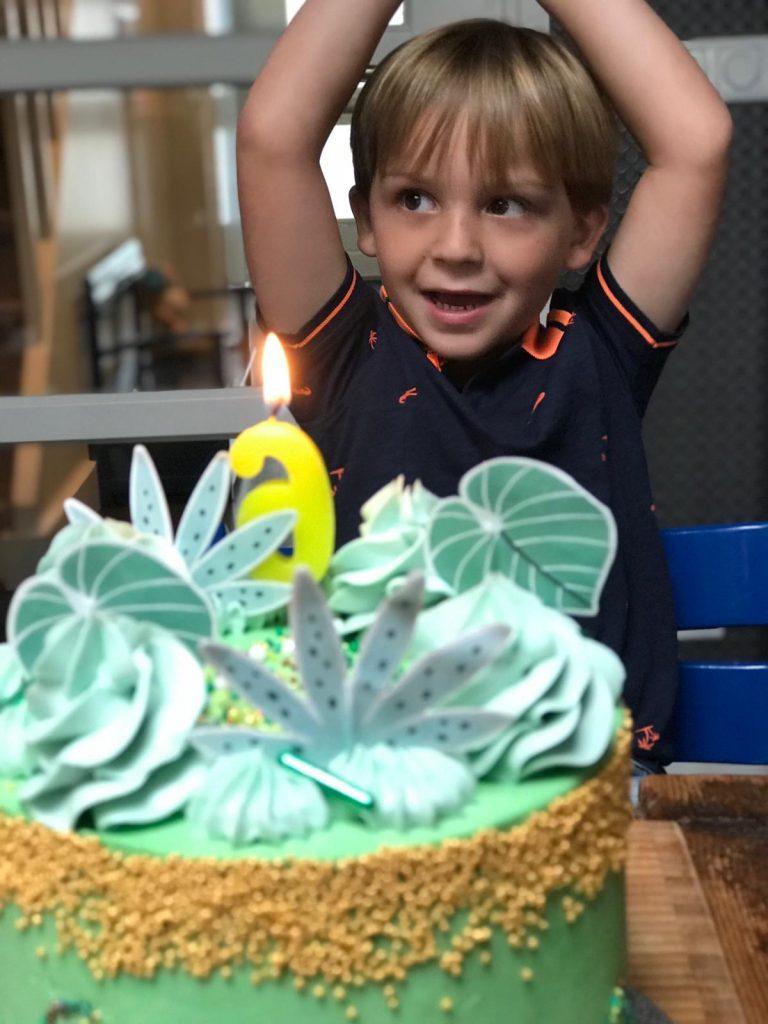 Samen 80 Feestje - Verjaardagen Eric, Daphne, Florian en Philou - Augustus Dagboek Foodinista