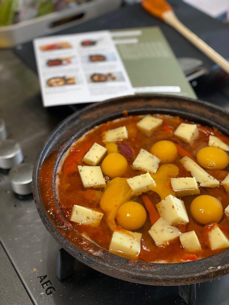Mexicaanse ovenschotel met eieren recept van Foodblog Foodinista - Boerschappen