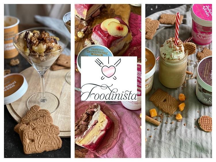 3x Verrukkelijke ijsrecepten met vegan ijs van Professor Grunschnabel - Tips en Recepten van Foodblog Foodinista