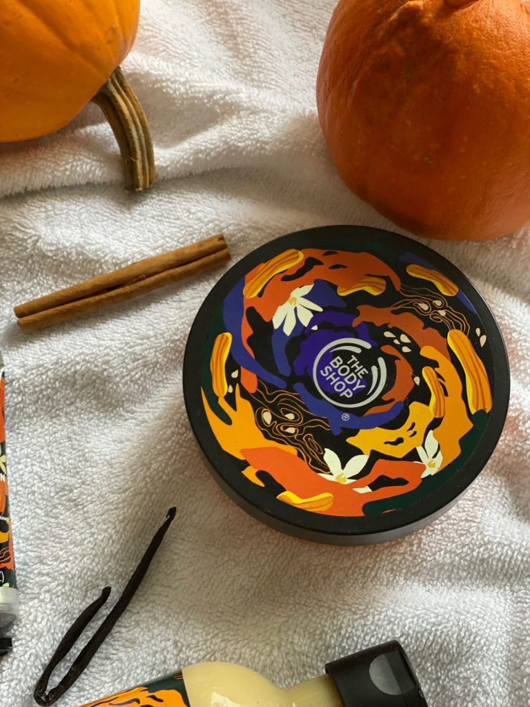 Daphne's Herfst Happy Musthaves Wk 2 - The Body Shop Vanilla Pumpkin Body Butter - Beauty Tips Foodinista
