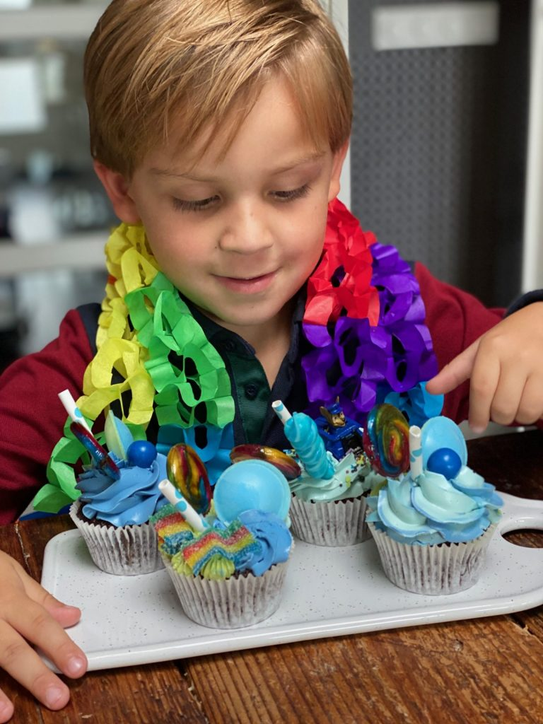 Toffe Paw Patrol Cupcakes