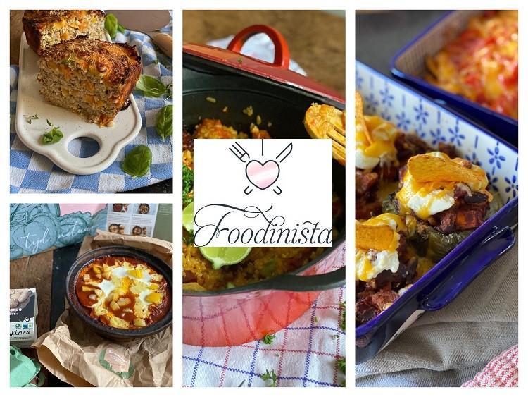 Foodblog Foodinista weekmenu – Week 41 – Herfst ovenschotels weekmenu